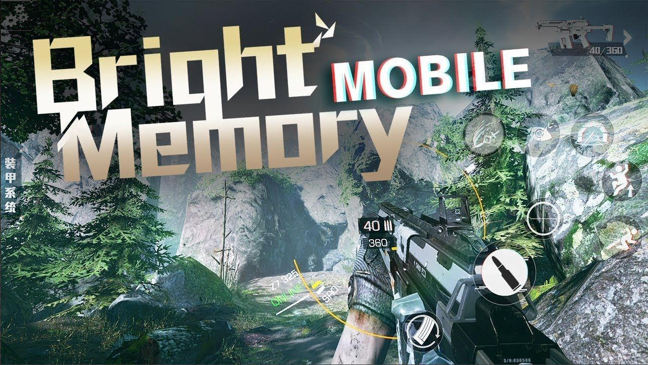 Bright Memory Mobile APK OFFLINE FPS GAME BEST ANDROID FPS