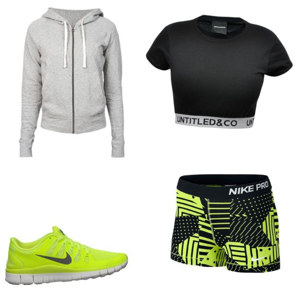 Sport Day ✔ by liacarolina02 on Polyvore featuring beauty, James Perse and NIKE