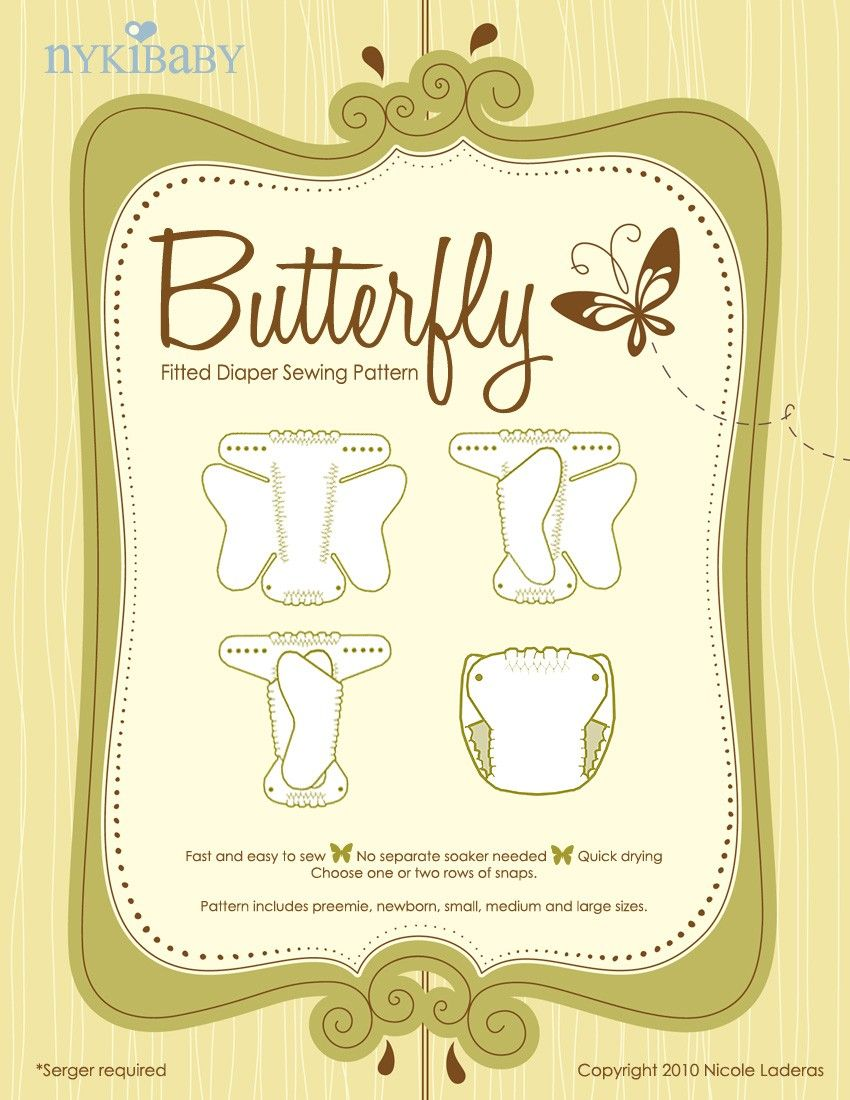 NykiBaby+Butterfly+Fitted+Diaper+PDF+Pattern+di+UberDomestic,+$7,75