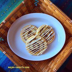 Pistachio & Cinnamon Swirl Cookies