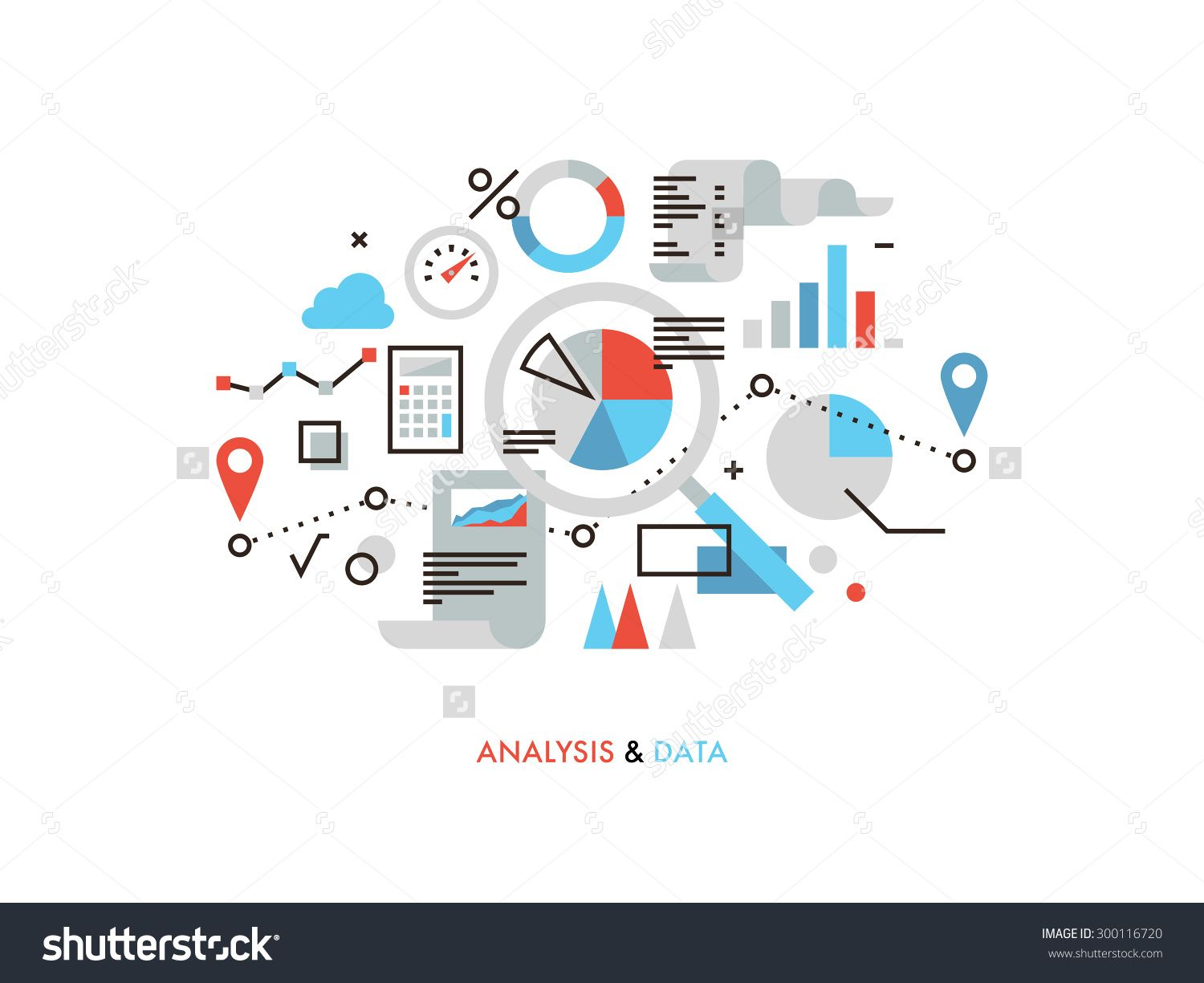 Data Analysis  Graphicdesign    Icons