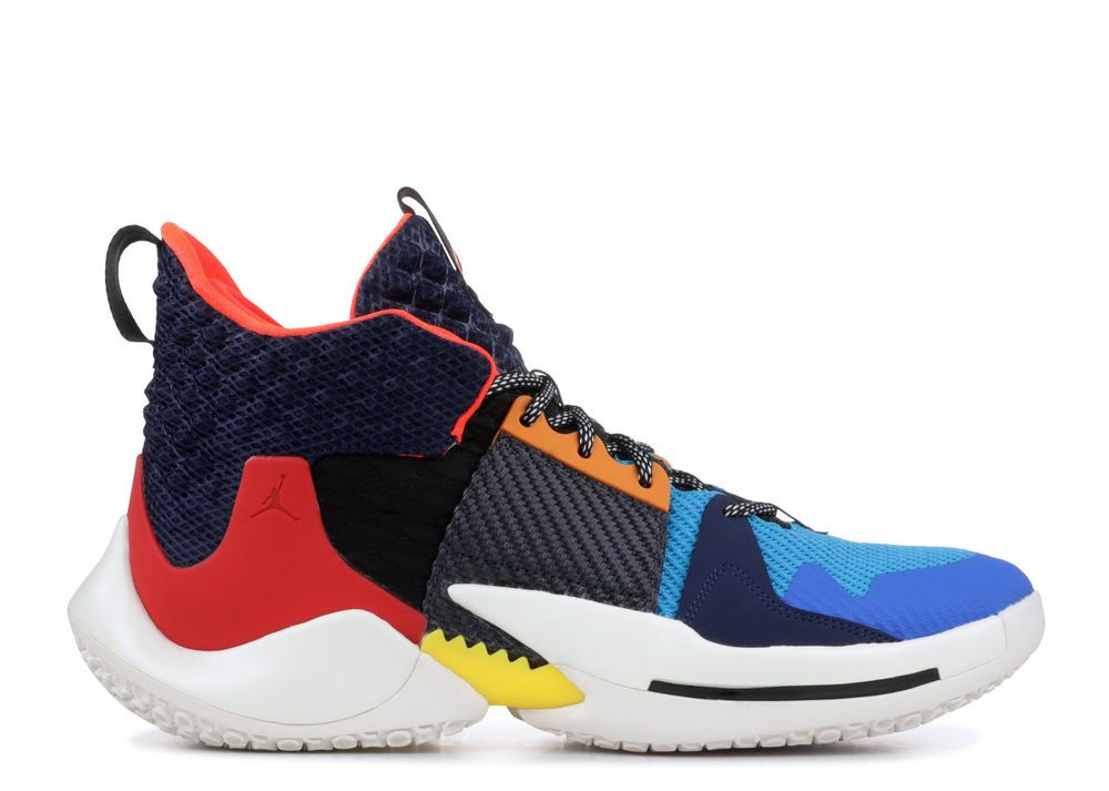 Air Jordan Why Not Zero 2 0 2 Future History Westbrook Ao6219 900