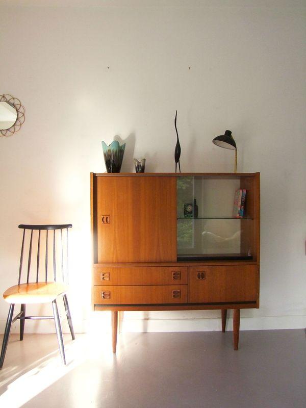 Enfilade Haute Scandinave Mobilier De Salon Diy Meuble Home And Deco