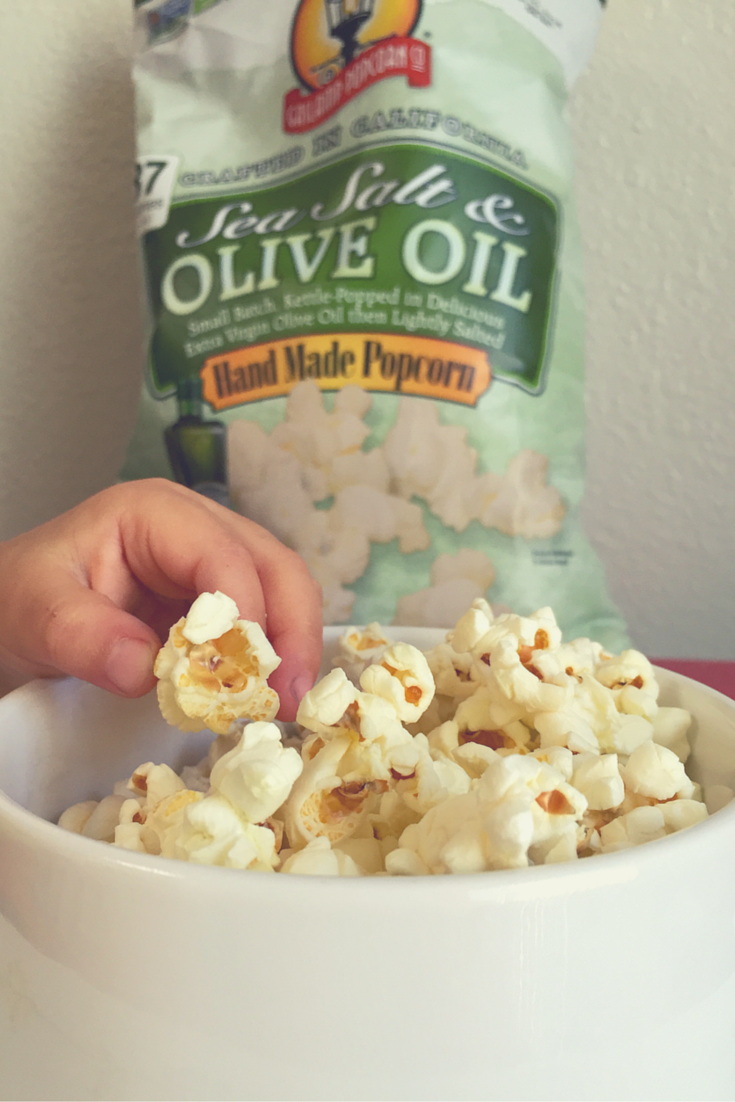 What's on our summer bucketlist? Whatever it is, take Gaslamp Sea Salt & Olive Oil Popcorn with you!