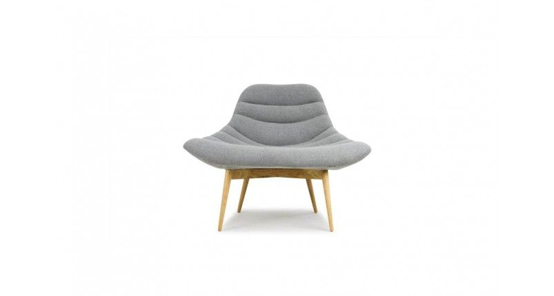 Merveilleux Elton, Chair, Andie Light Grey