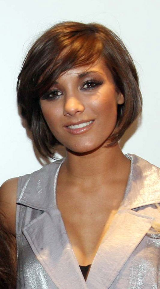 Frankie Sandford's Hair: A Look Back... | Long hairstyle ...