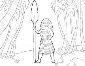 35 printable moana coloring pages  moana coloring pages moana coloring cartoon coloring pages