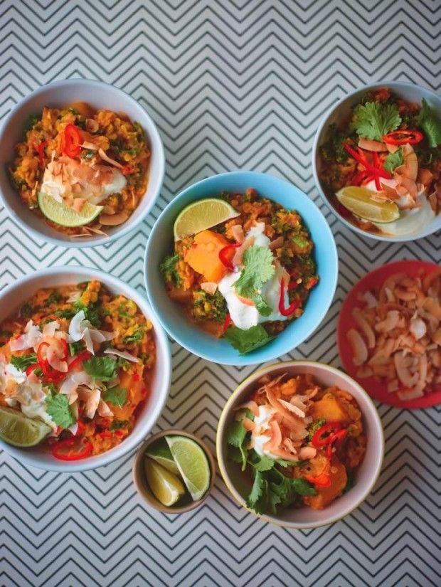 Designed to Nourish in 2020 | Lentil recipes, Apple salad
