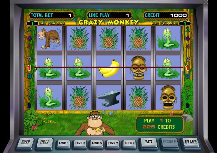 Игровые автоматы обезьянка играть игры онлайн бесплатно слотавтоматы