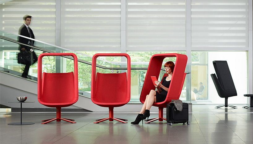 Outstanding Mike Maaikes Windowseat Chair For Haworth Furniture Ibusinesslaw Wood Chair Design Ideas Ibusinesslaworg