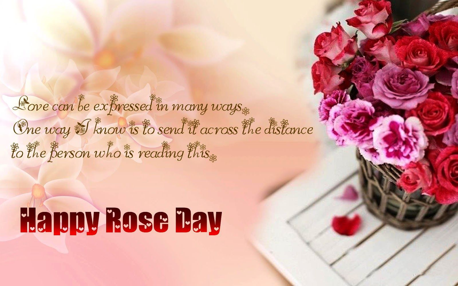 Happy Rose Day Wallpapers Hd Download Free 1080p Happy Rose Day Wallpaper Happy Rose Day Rose Day Wallpaper