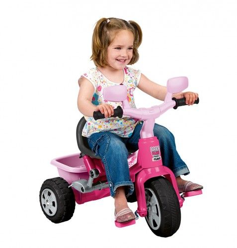 Triciclo Baby Plus Music Girl Feber Kids Toys Juguetes