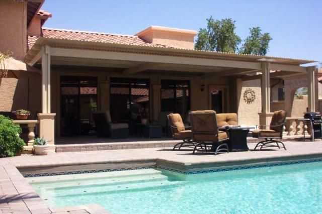 See More Pictures In The Solara Adjustable Patio Cover And Photo 640x426 Patio  Cover Designs