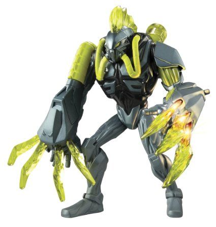 Max Steel Spider Claw Toxzon Action Figure http://www.amazon.com/Max ...