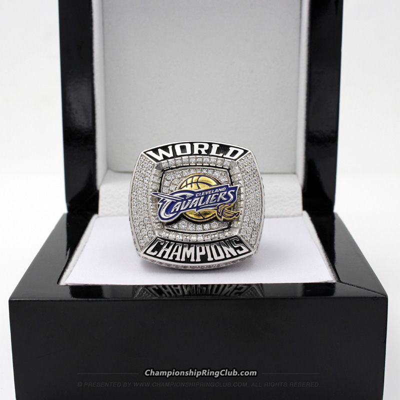 Cavaliers Championship Ring Designed And Customized By Www