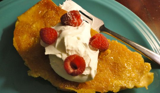 Creme Brûlée French Toast -- I heard that this is the absolute best on the planet.  Gotta try it.