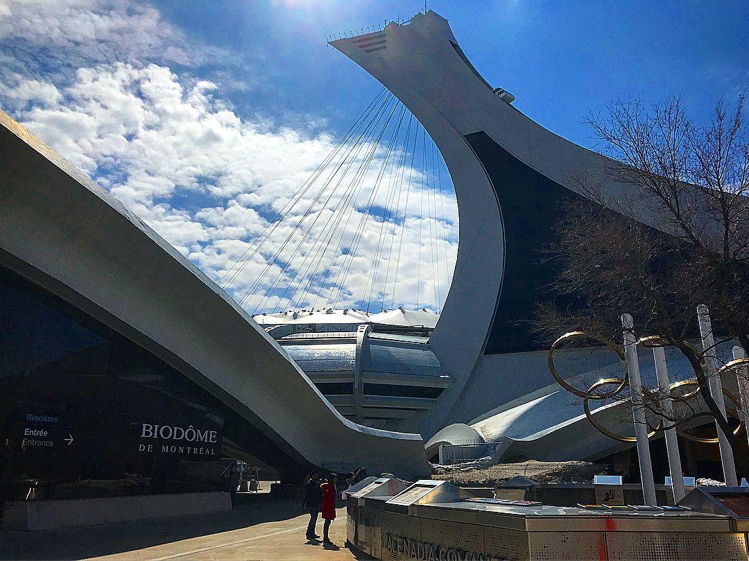 Montreal Biodome: Space for Life #Biodôme #NatureLife #Rainforest ...