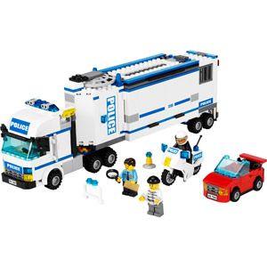 Lego City Mobile Police Unit Play Set Walmart Com In 2021 Lego City Lego Police Lego City Sets