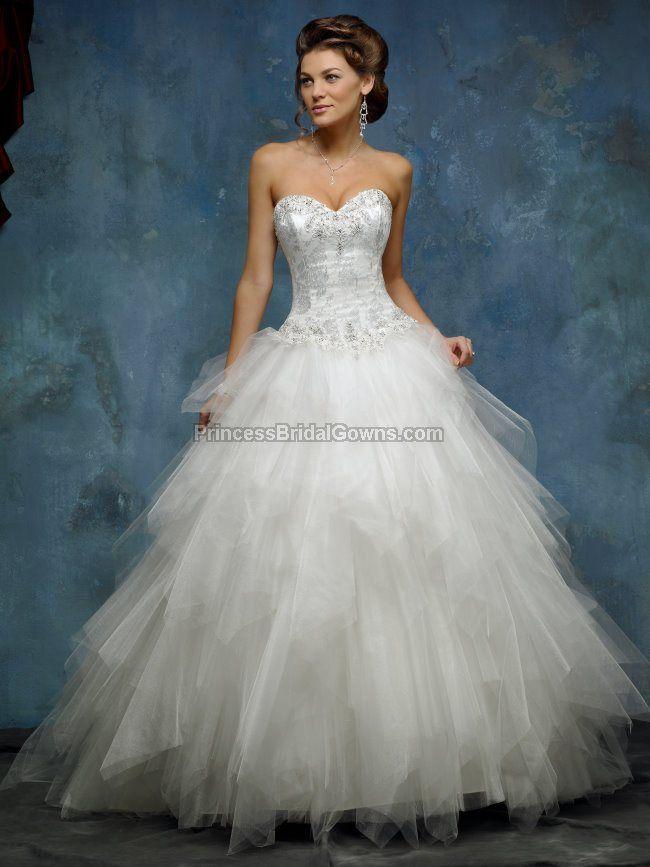 Mia Solano M9833L - Wedding Dress M9833L. View more online at www.PrincessBridalGowns.com.