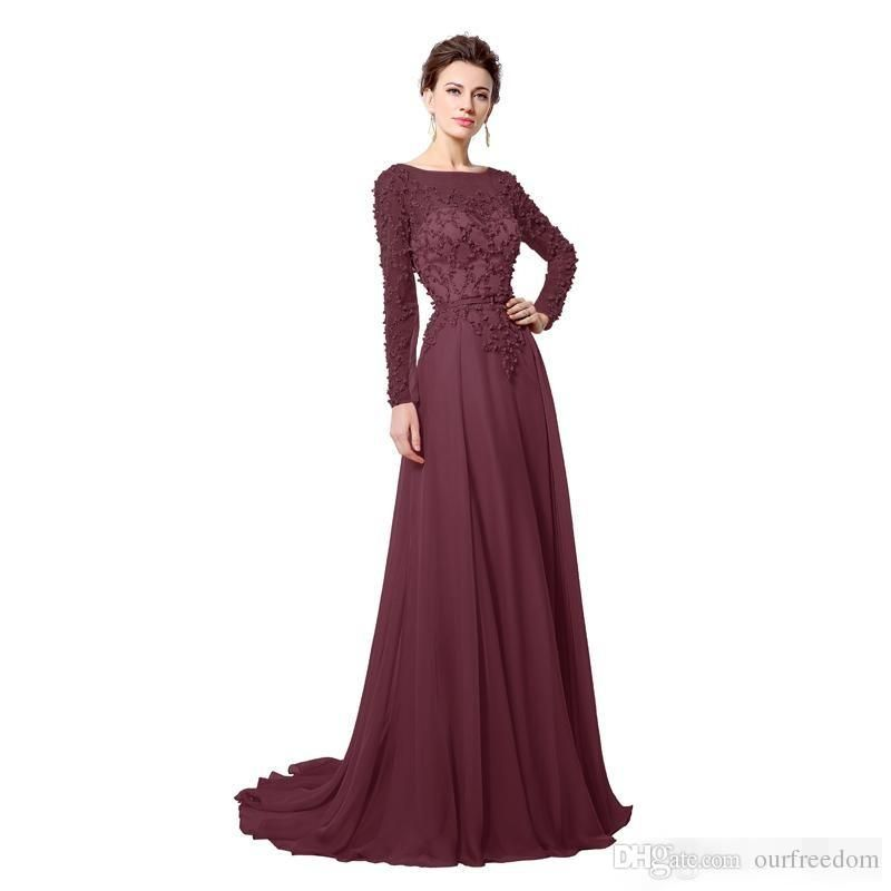 REAL 2016 Elie Saab Long Evening Dress Illusion Jewel Neck Pearls Sash A-Line  Floor Length Tulle Cheap Celebrity Party Gowns Prom Dress b3a0bfe3f