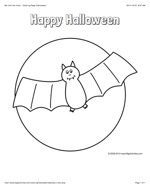 full moon coloring page moon coloring pages | Inspire Kids | 388x300