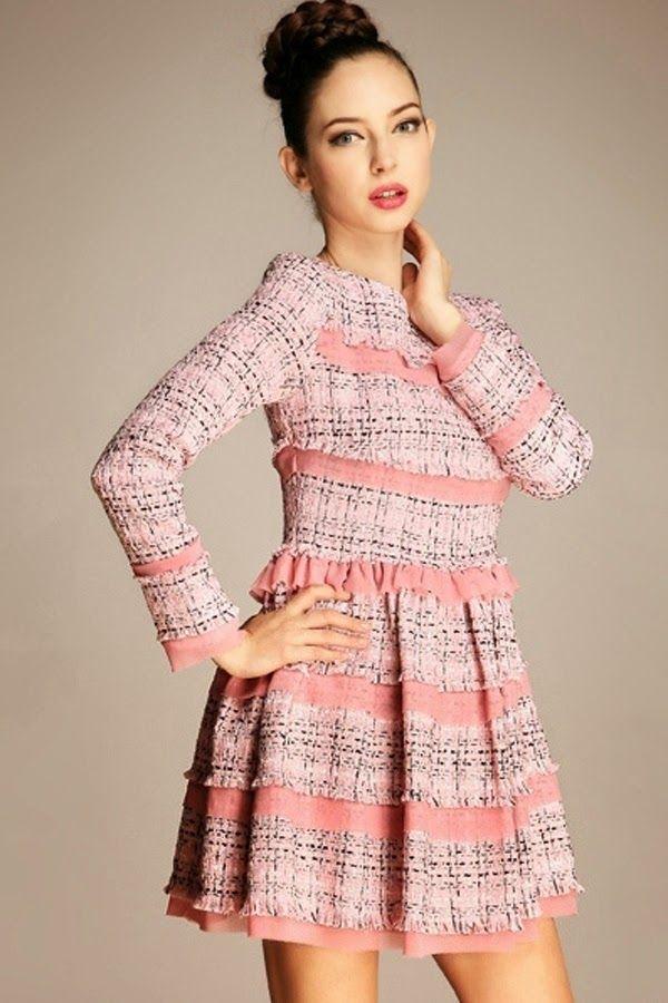 Maravillosos vestidos casuales : Moda en Vestidos de temporada