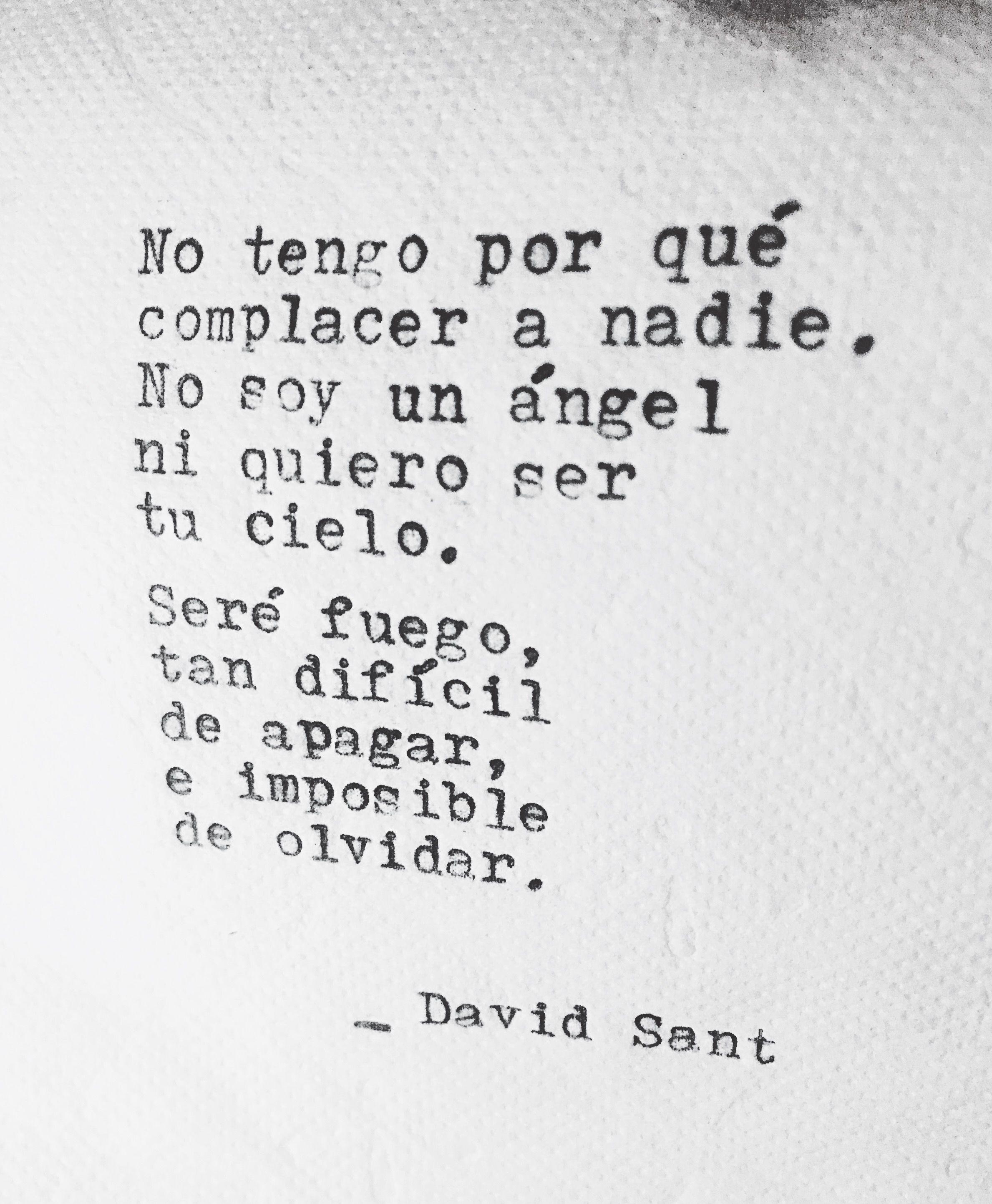 No Tengo Por Qué Complacer A Nadie No Soy Un ángel Ni