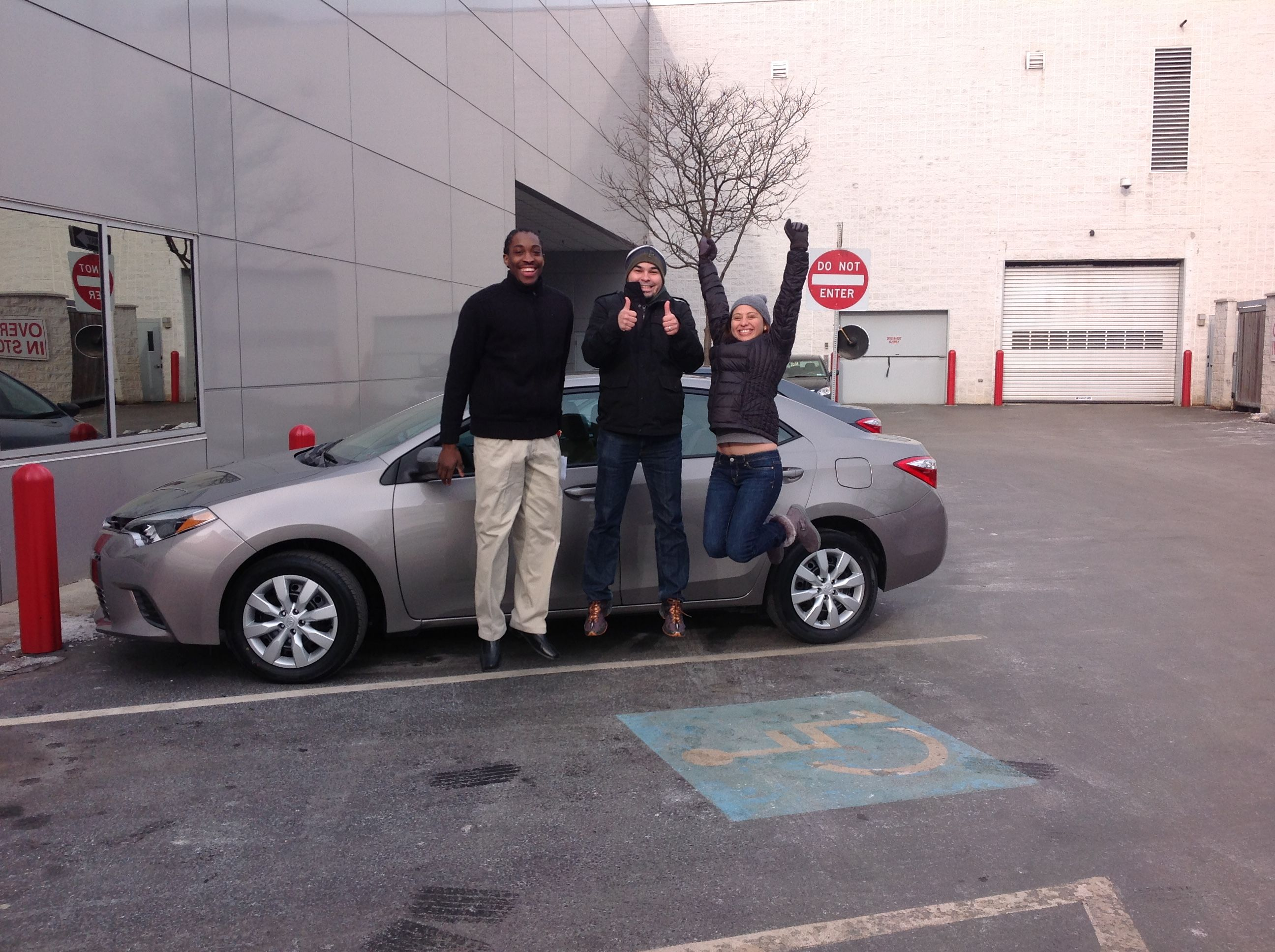 small resolution of  boldnewtoyota congrats to kevin on the purchase of your all new 2015 toyota corolla in brown sugar metallic send us some pics of this awesome corolla