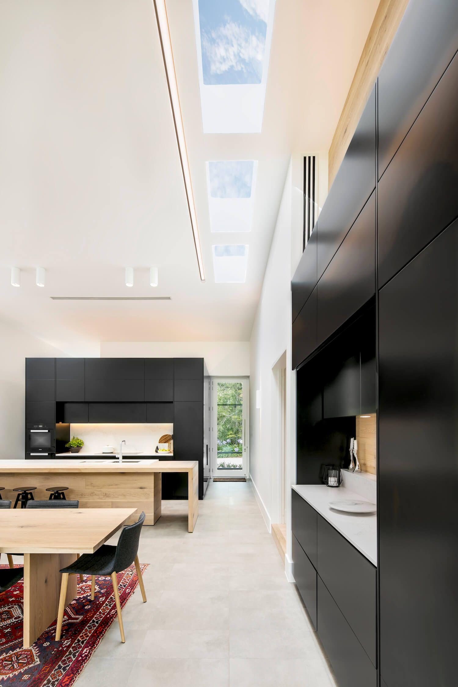 Adelaide Hills Home by Black Rabbit   Kitchens   Pinterest   Rabbit ...