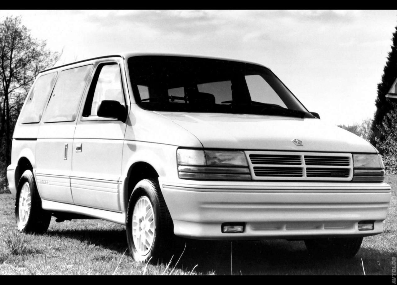 1991 Dodge Caravan 2001 2008 So Much Money Into This Heap
