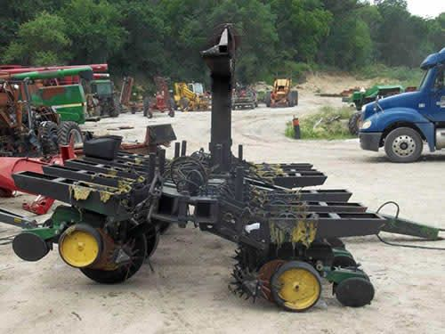 John Deere 7000 Planter Drill Salvaged For Used Parts All States