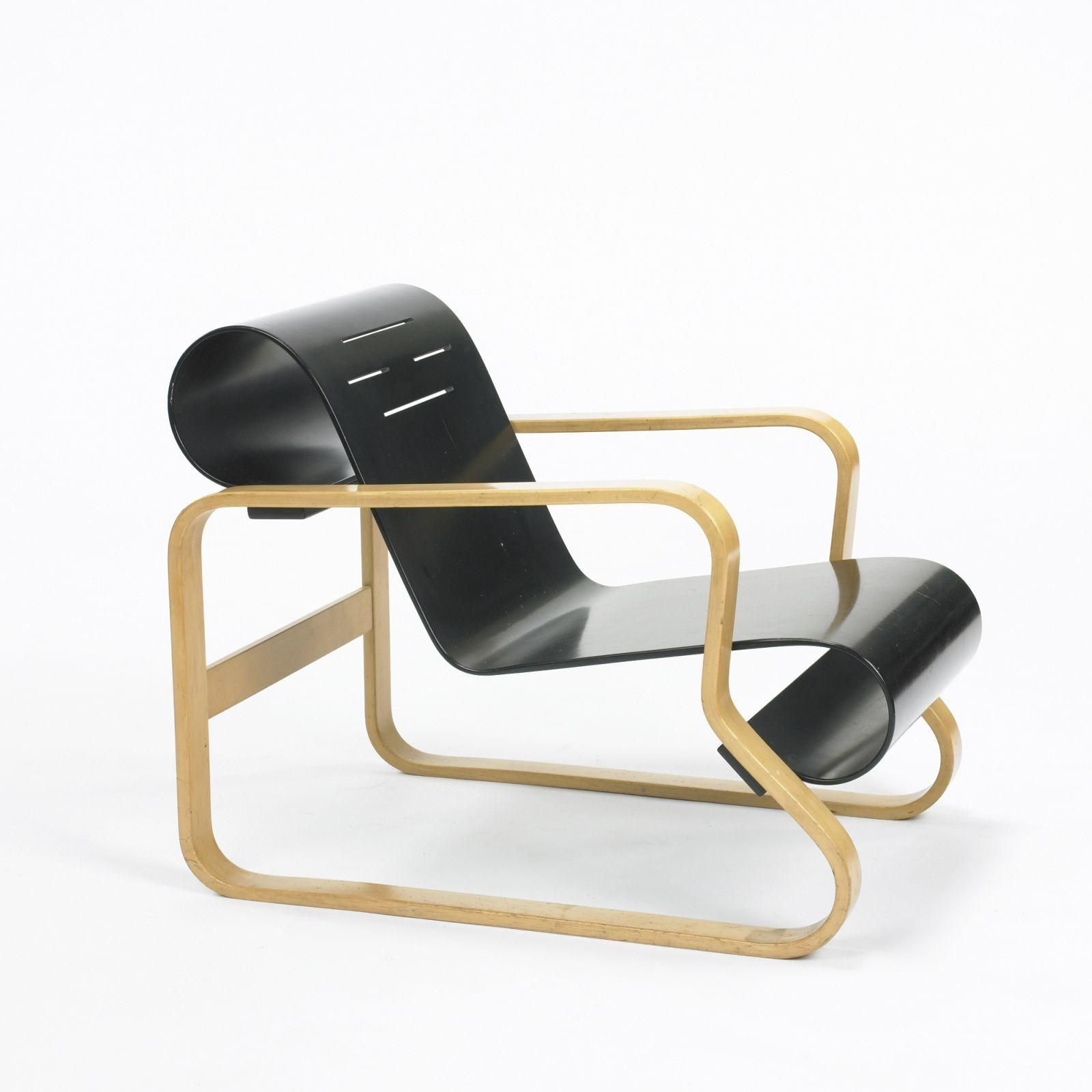 Alvar aalto paimio armchair furniture lighting for Alvar aalto chaise