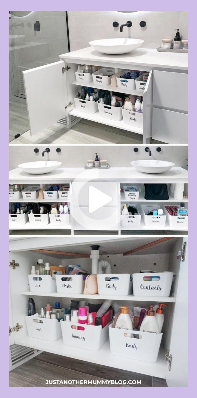 Photo of Come organizzare il tuo guardaroba bagno #bathroomdecor