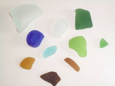 How to make sea glass do it yourself pinterest glass crafts how to make beach glass thumbnail find this pin and more on do it yourself solutioingenieria Gallery