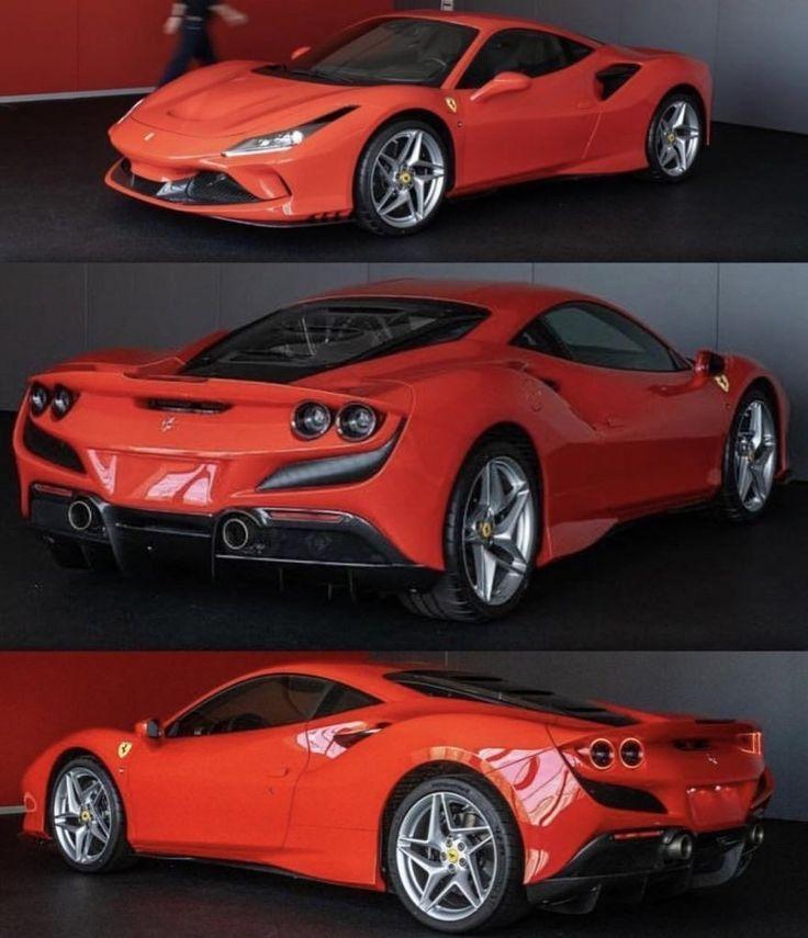 Ferrari F8 Tributo Sport Cars