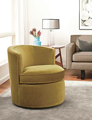 Designer Chairs For Living Room Contemporary Designs Small Apartment Otis Swivel Chair Modern