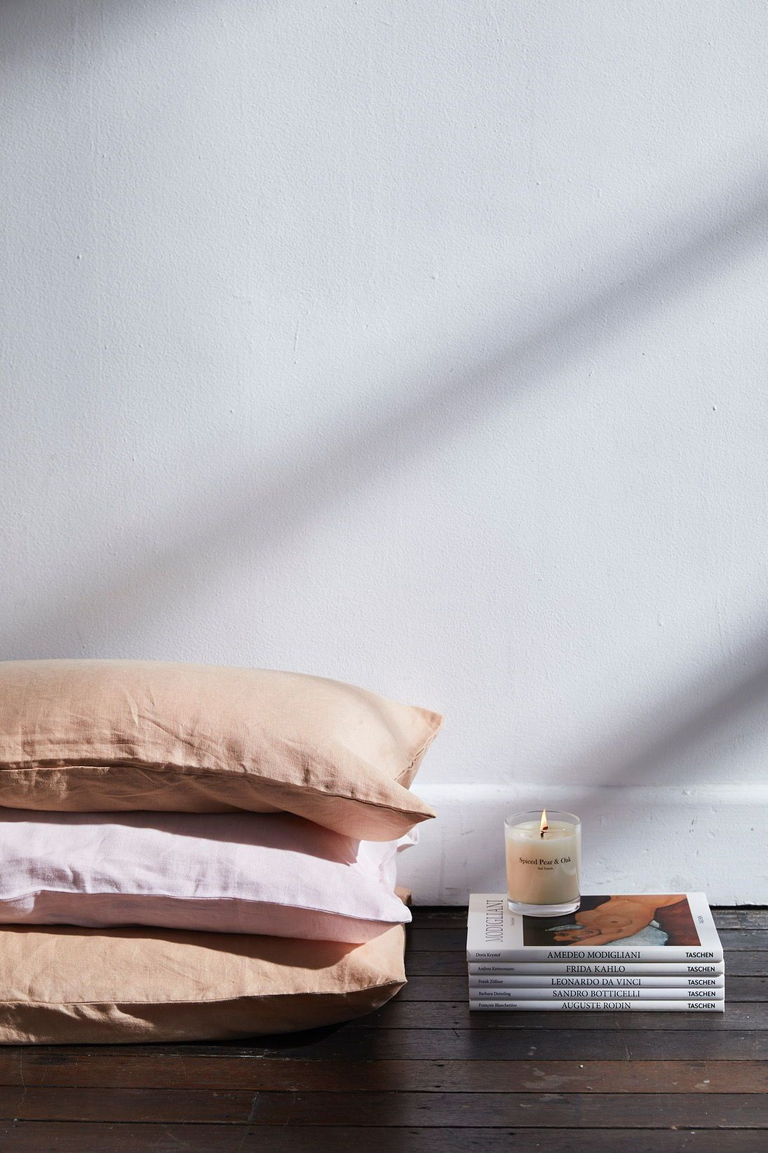Our 100 French Flax Linen Will Make Your Whole Bed Feel Like The