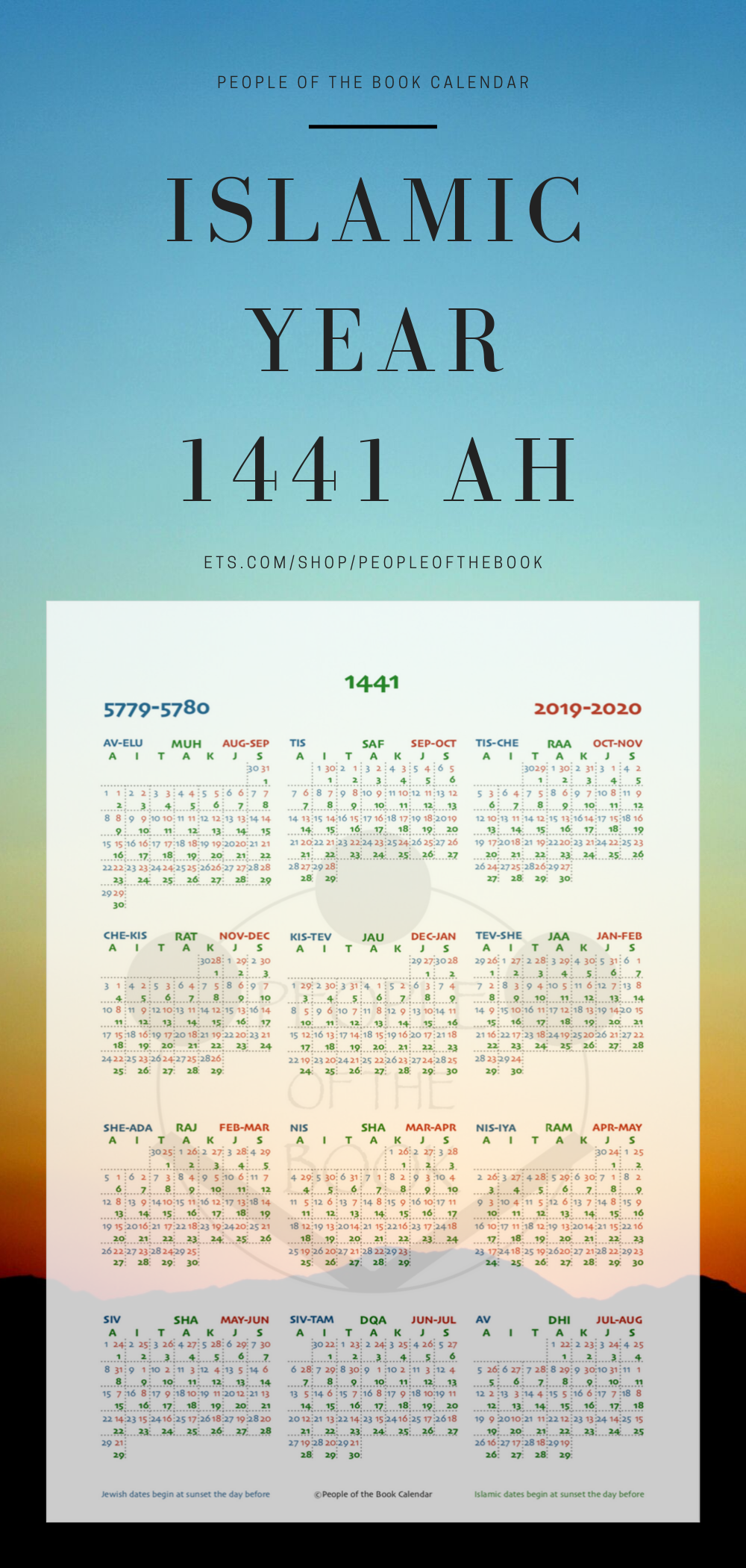 1441 Ah Islamic Year Overview