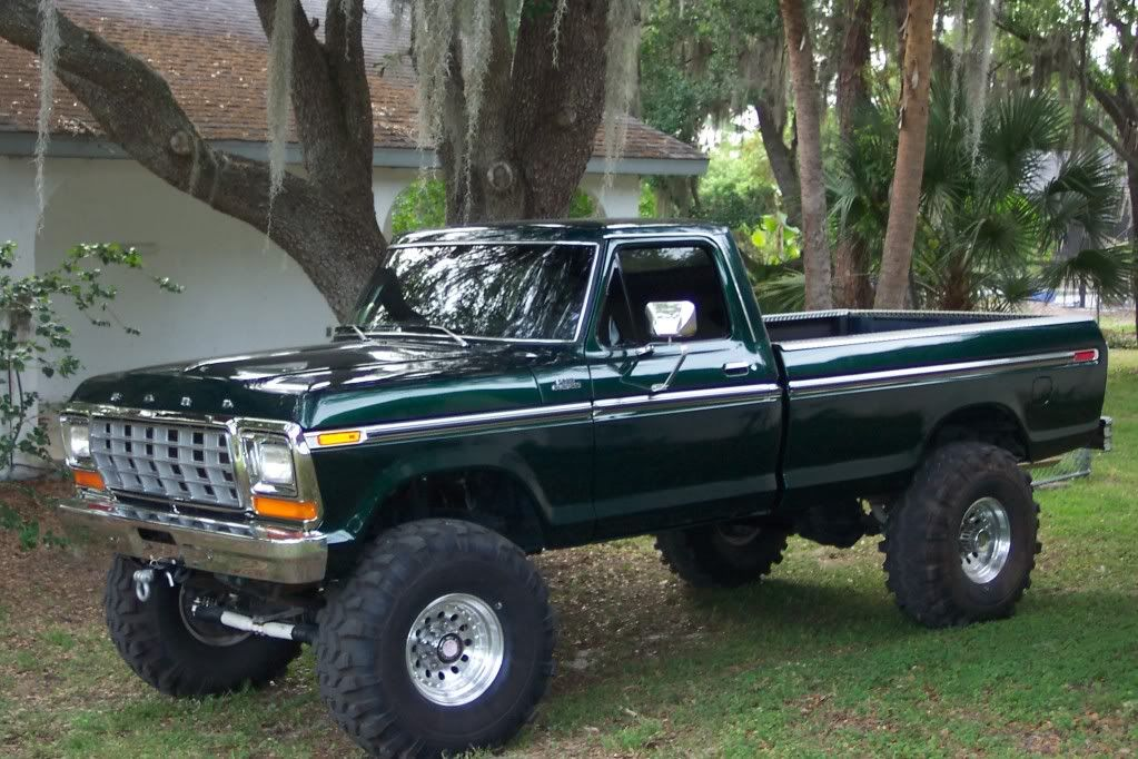 79 F350 How Much Lift Page 2 Ford Truck Enthusiasts