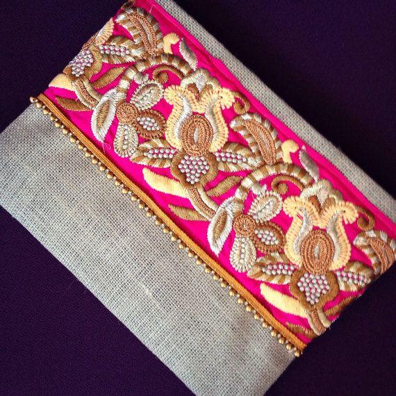 Bohemian clutch, Womens handbag, Ethnic Clutch, Christmas ...