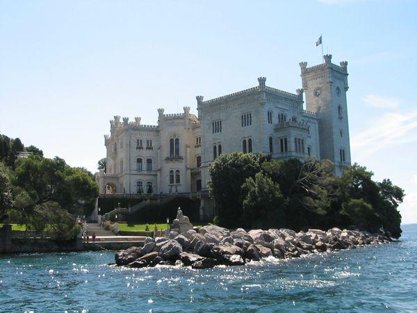 Oasi di Miramare, Trieste (Friuli Venezia Giulia)