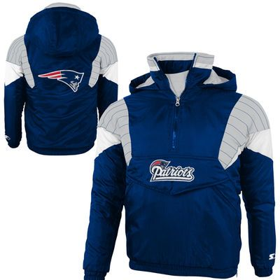 pretty nice e63fd a6a1f Preschool New England Patriots Starter Navy Blue Breakaway ...