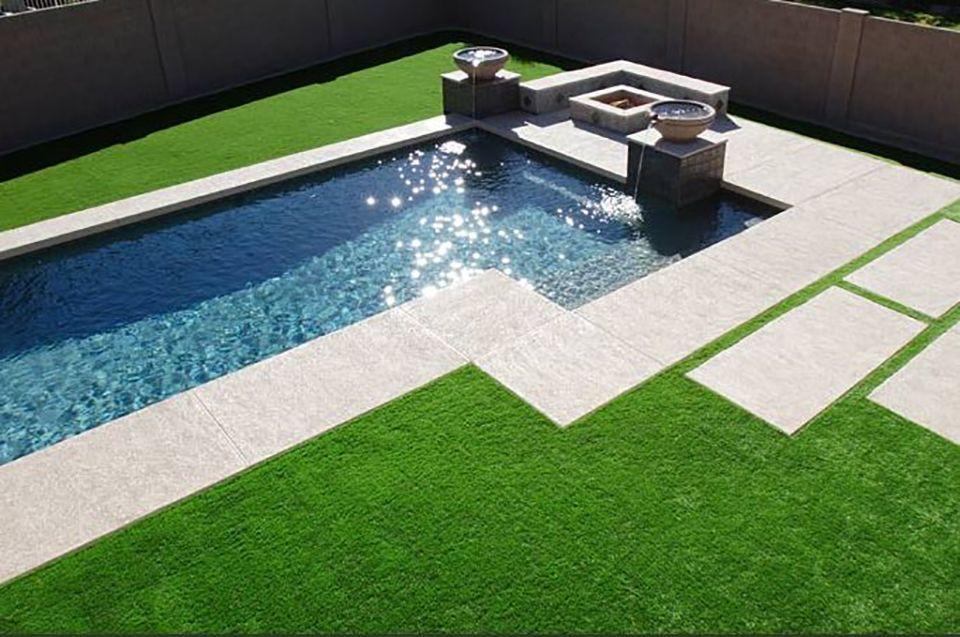 Artificial Grass Not Always Greener Artificial Grass Backyard