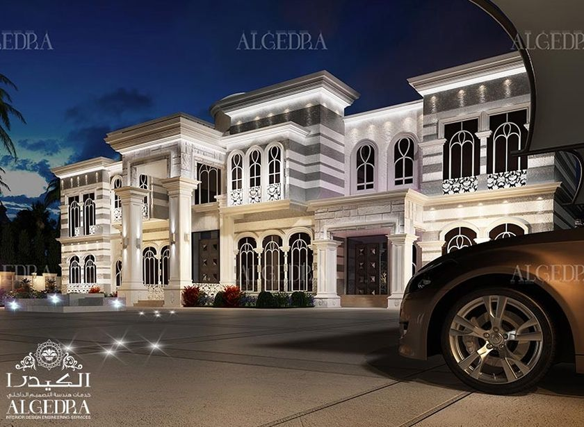 Algedra Offers Elegant And Modern Palace Exterior Designs Get In Touch With Us To Discuss About Traditional For Your