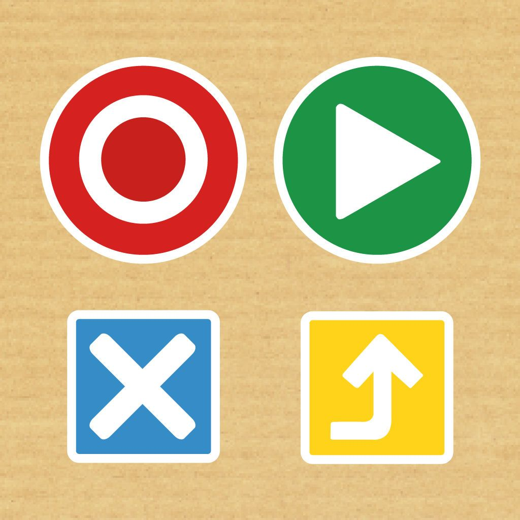 Koma Koma For Ipad On The App Store Stop Motion Blended Learning App [ 1024 x 1024 Pixel ]