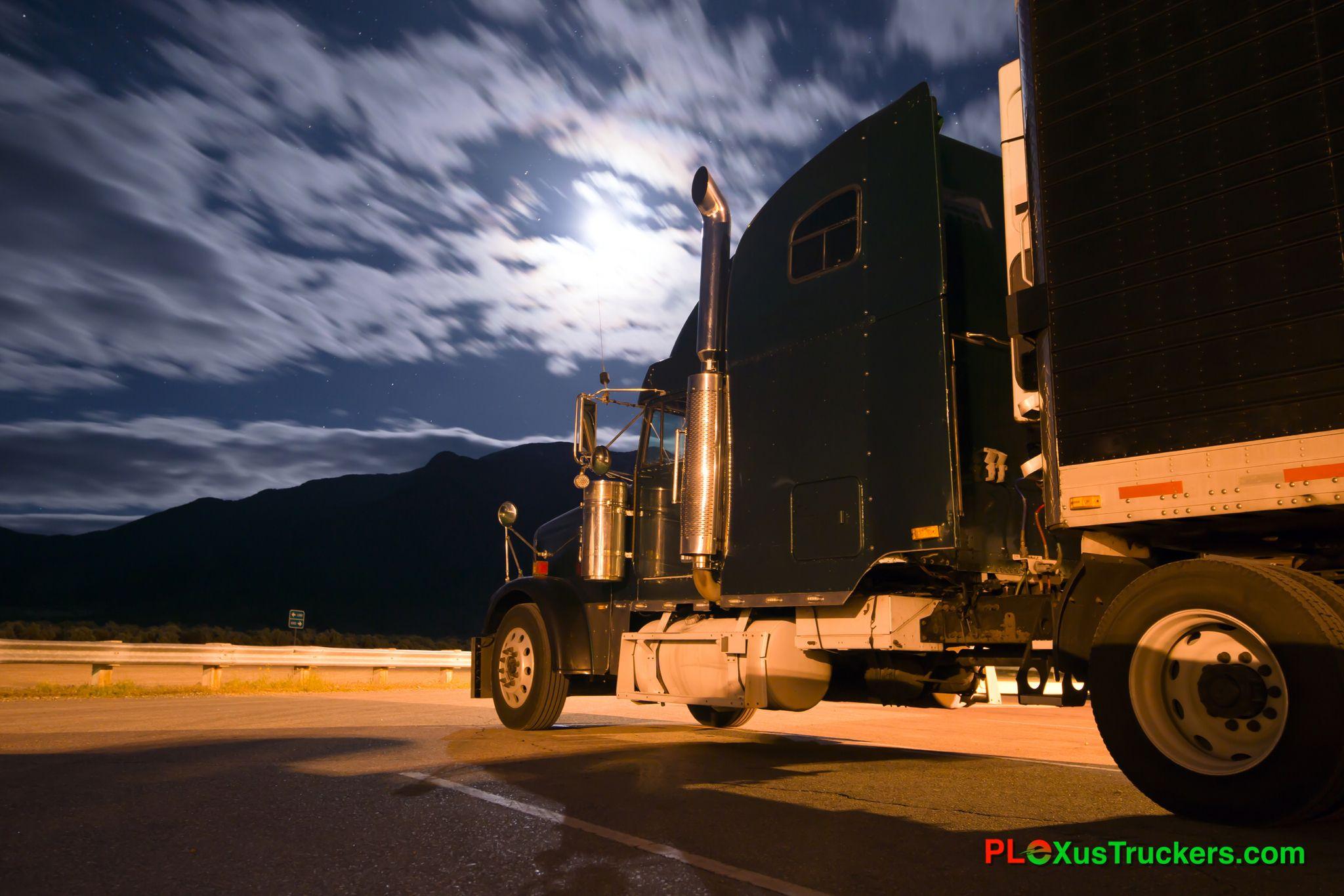 Today's PlexusTruckers photo enjoy! Trucking Truckers