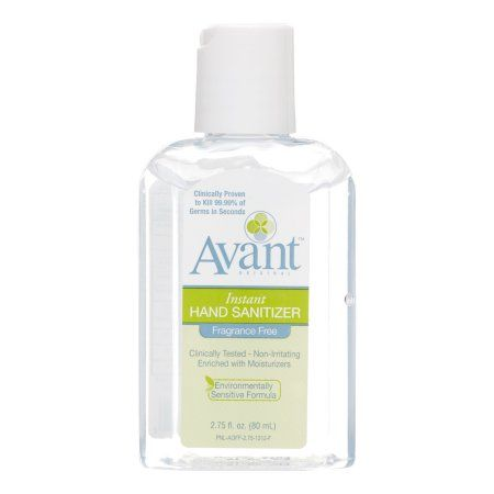 B4 Brands Avant Instant Hand Sanitizer 2 75 Fl Oz Multicolor