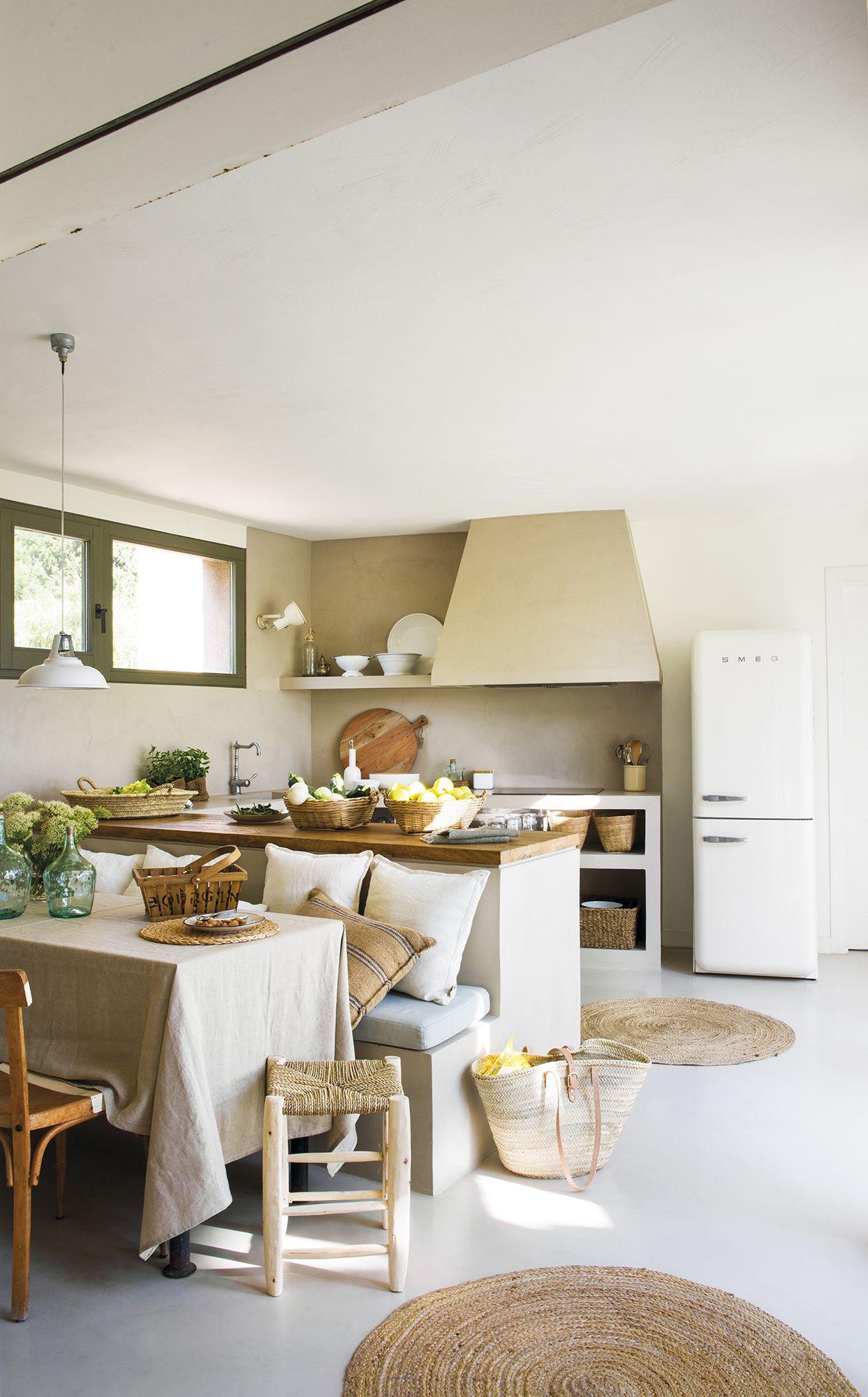 Une maison rustique chic en Espagne - PLANETE DECO a homes world ...