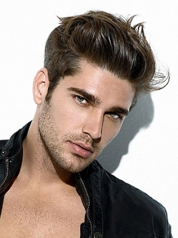 Stylish hair for a guy | Fashionable Men\'s Hair in 2019 ...