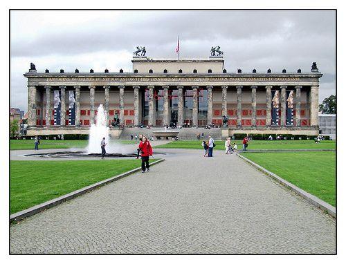 08 09 04 17 23 Berlin Altes Museum Karl Friedrich Schinkel European Architecture Berlin Museum
